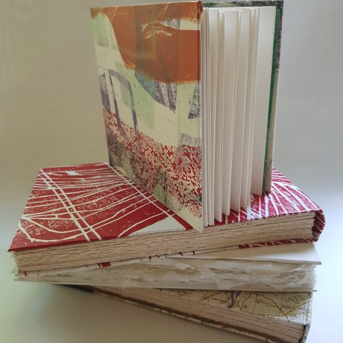 FULLY BOOKED Sketchbook making