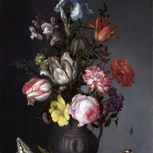 CANCELLED Painting a still life: Flowers in a vase