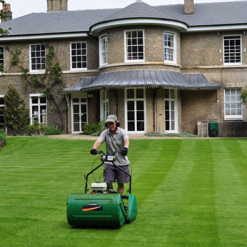 FULLY BOOKED Servicing your petrol lawn mower