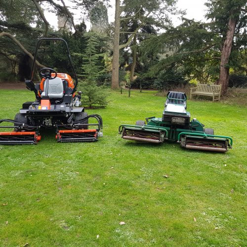 Servicing your petrol lawn mower