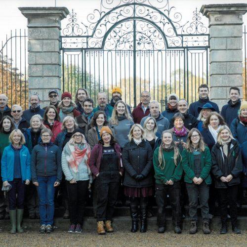 Botanic Garden Staff