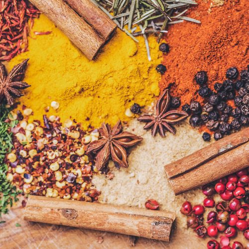 ONLINE COURSE Around the world in a handful of spices