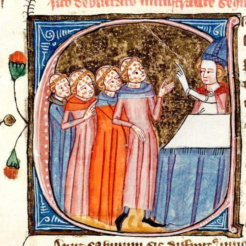 ONLINE COURSE Medieval medicinal plants: miasmas, monks and mandrake