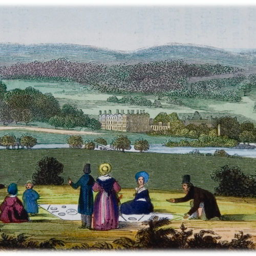 ONLINE COURSE Repton & the Regency garden