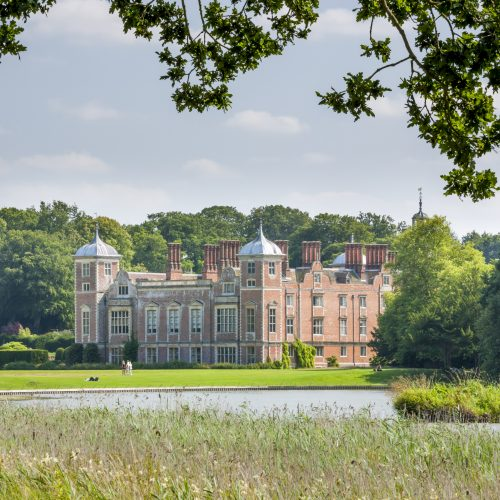 CANCELLED Blickling Hall (NT) and East Ruston Old Vicarage