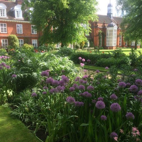 FULLY BOOKED - Newnham College Garden Tour