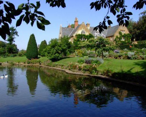 CANCELLED Kelmarsh Hall and Coton Manor