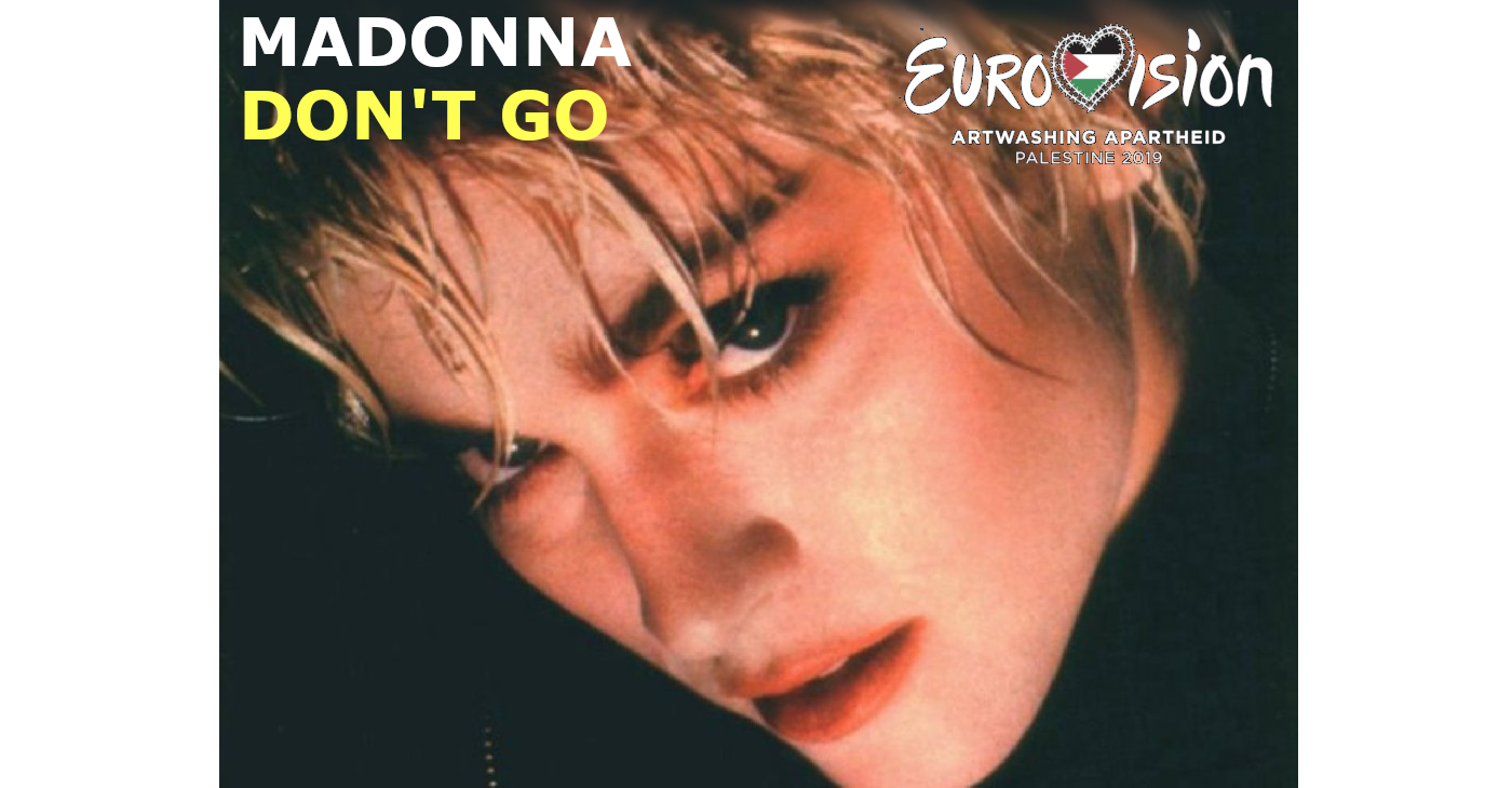 """Madonna Don't Go"" (To the tune of ""Papa Don't Preach"" by Madonna)"