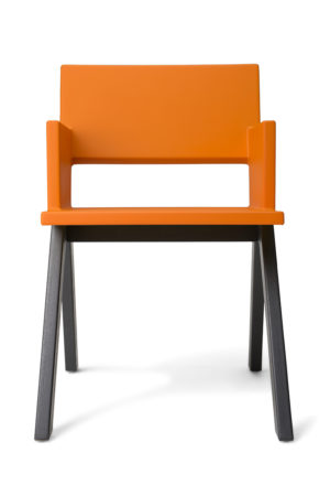 Orange Smoked Black