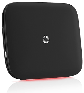 Vodafone broadband router