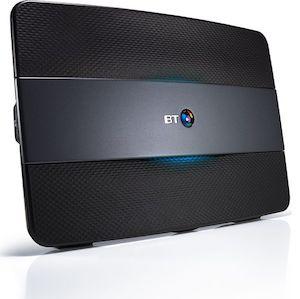 BT smart hub router