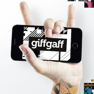 giffgaff mobile phone