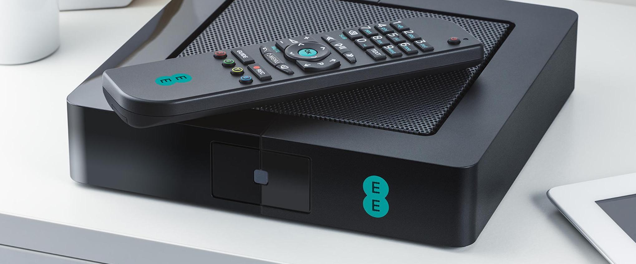 EE TV Box