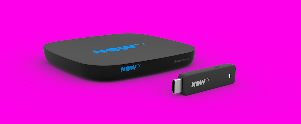 NOW TV now offers a USB stick as well as a box