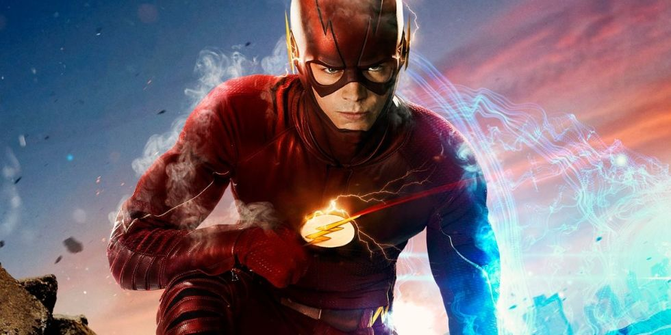 the flash on sky one