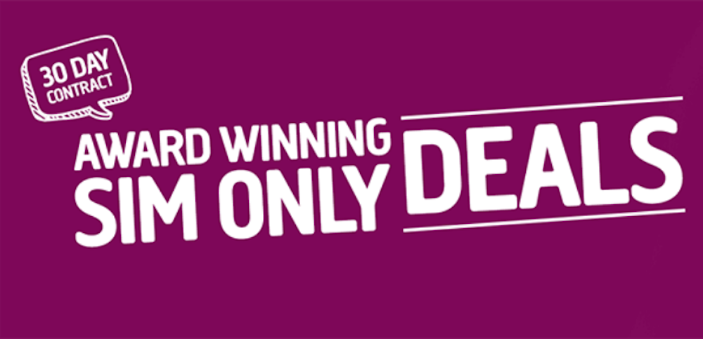 plusnet mobile offers some great sim-only deals