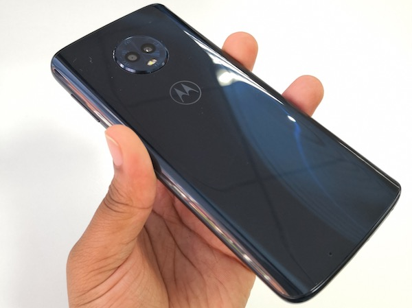 Moto g6: Hands on review