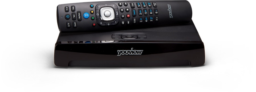 Plusnet TV youview box
