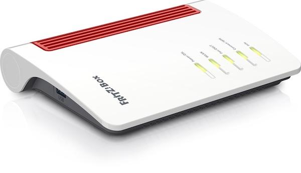 John Lewis broadband router