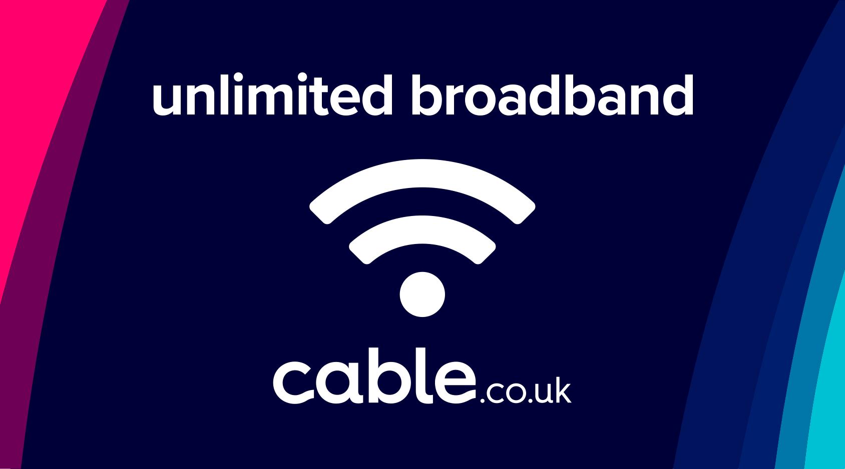 Unlimited broadband deals – Cable.co.uk