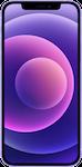 苹果iPhone 12 Mini 5G 64GB紫色