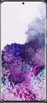 三星Galaxy S20超级5G 128GB云白