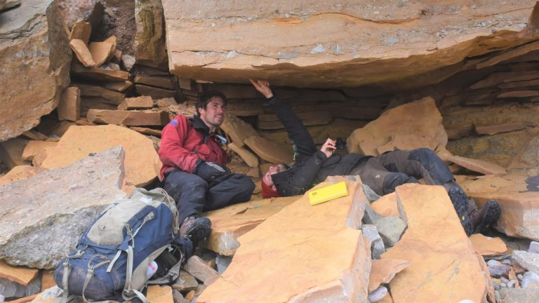 Featured publication: 300 million year old amphibian footprints discovered by CASP researchers