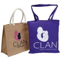Clan Tote Bags