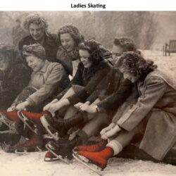 Ladies Skating