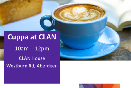 Cuppa at CLAN General Poster