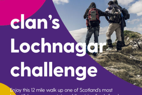Lochnagar social graphic copy