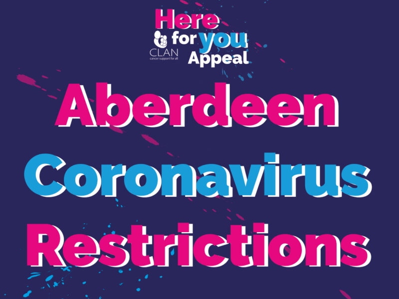 Aberdeen R Estrictions