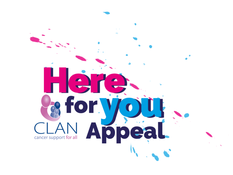 "CLAN ""Here for You"" Appeal"