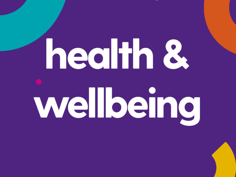 Health wellbeing