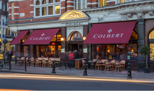 The Terrace at Colbert on Sloane Square, Chelsea