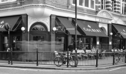 Colbert, a French Café Restaurant on Sloane Square, Chelsea