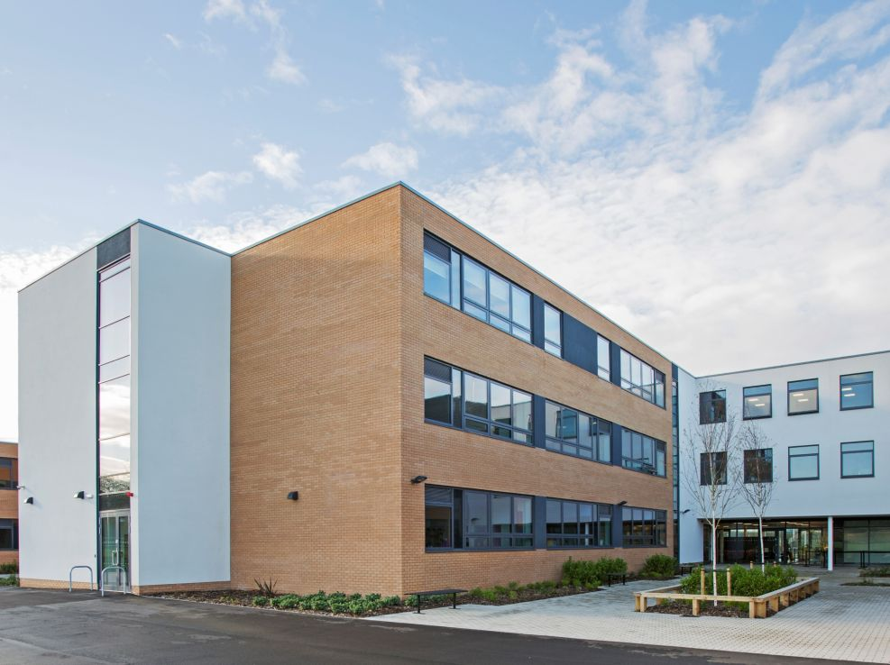 New forster academy is ready for students cpmg architects - Forster architekt ...