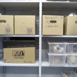 BTAM - Sala para arquivamento de amostras secas