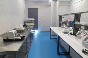 Laboratório de Ecotoxicologia de Animais Marinhos