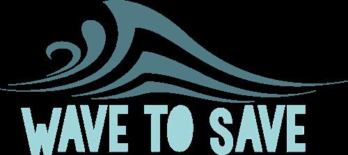 Logótipo Campanha Wave to Save - Fundo Parceiros pelo Mar