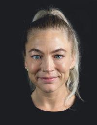Portret Melanie
