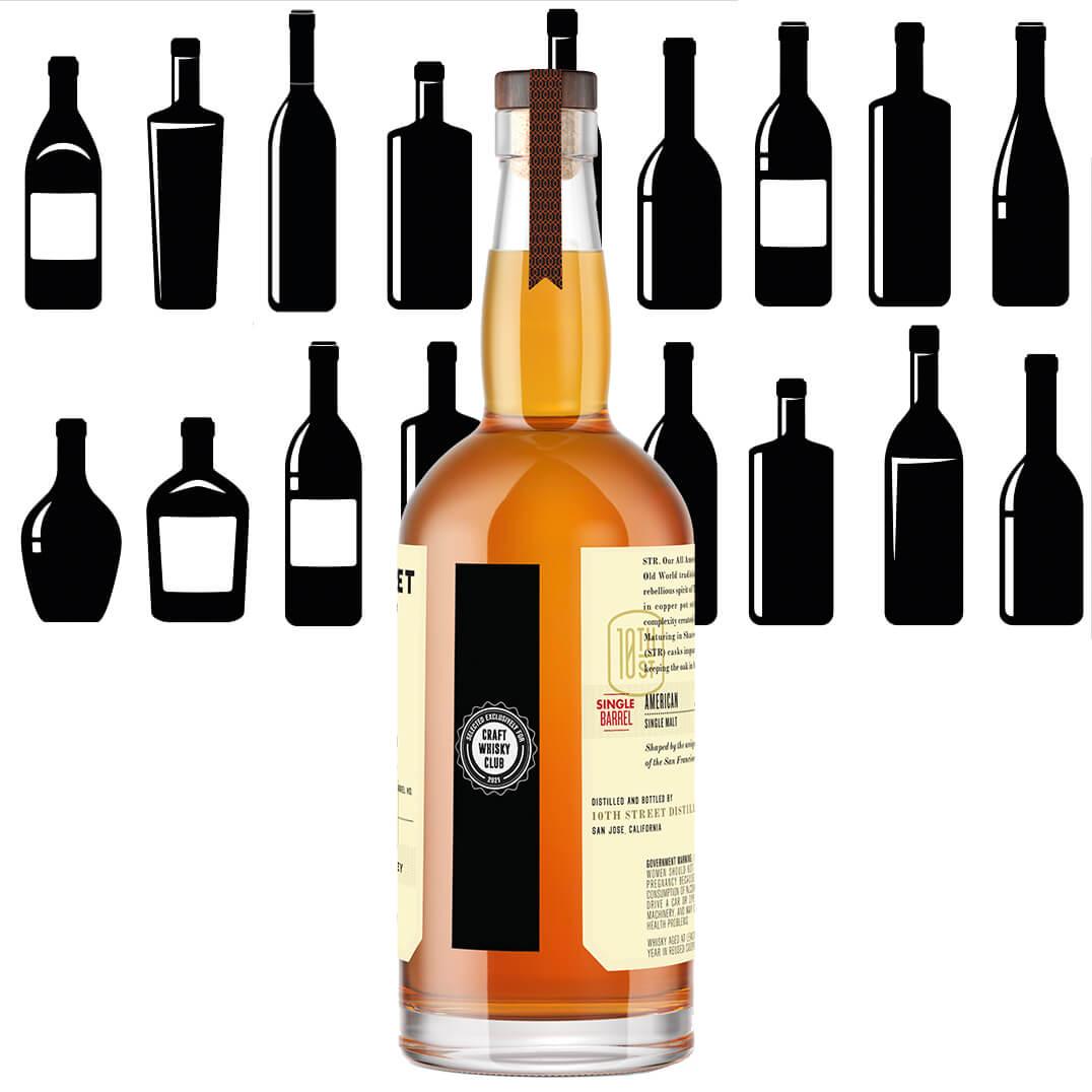 1 FULL bottle every 2 months