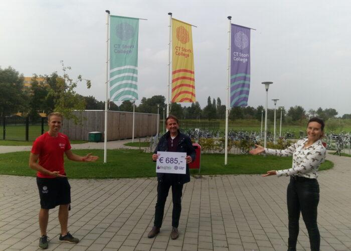 Stichting Ekiko sponsorloop zondag 13 september