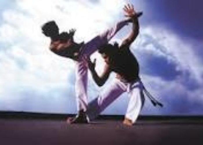 Gastlessen Capoeira leerjaar 1