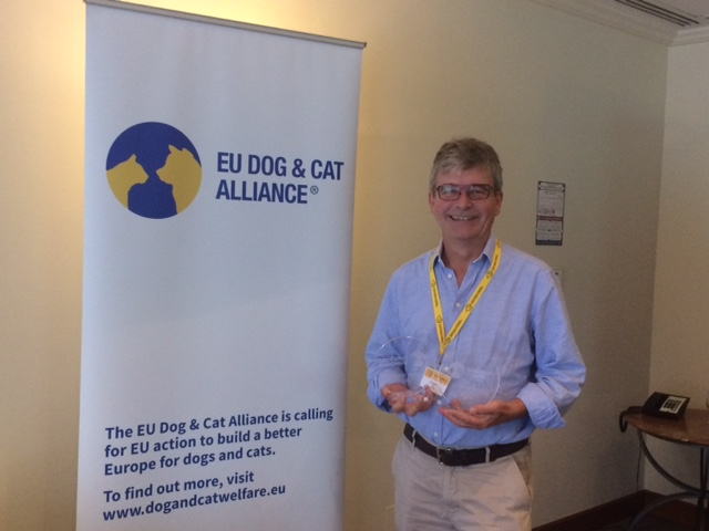 Most Active Members of EU Dog & Cat Alliance in 2017 Honoured with Awards
