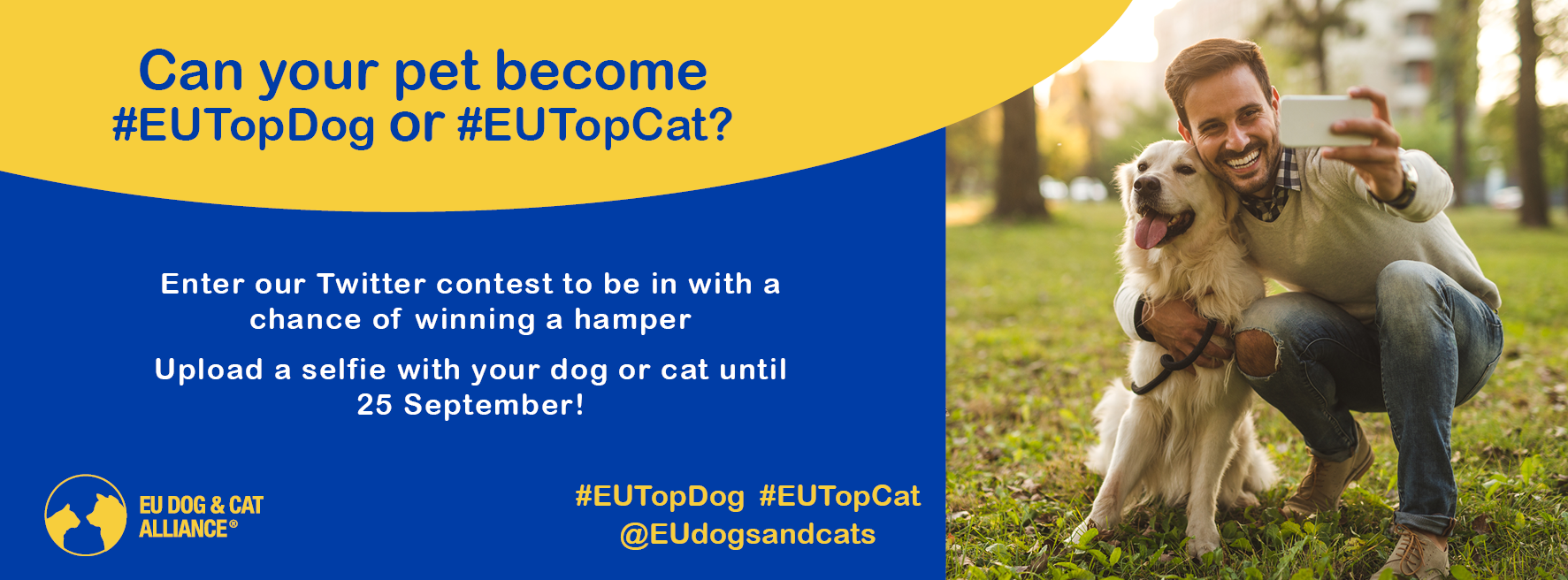 Who is the EU's top pet?