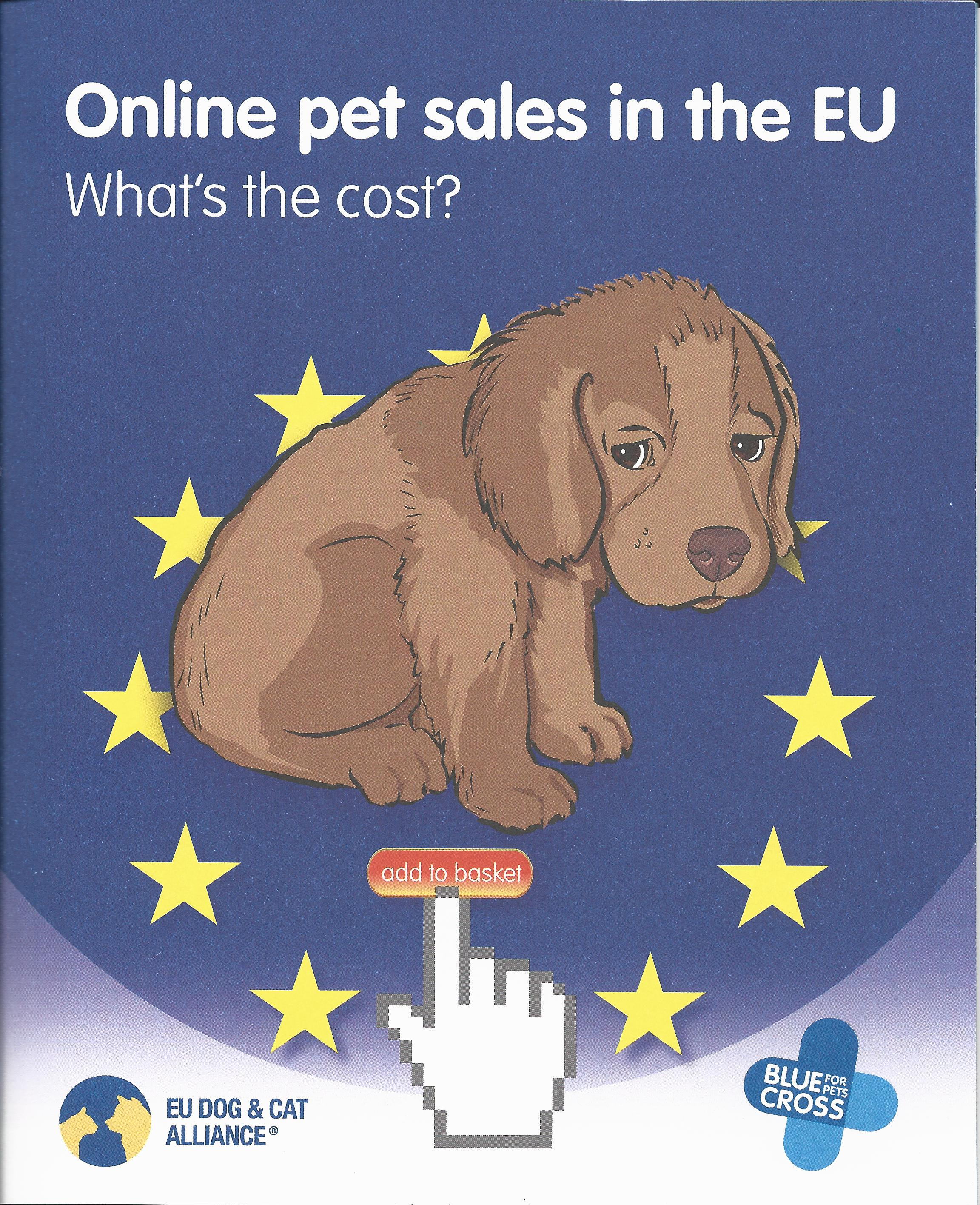 Online Pet Sales in the EU: What's the Cost?