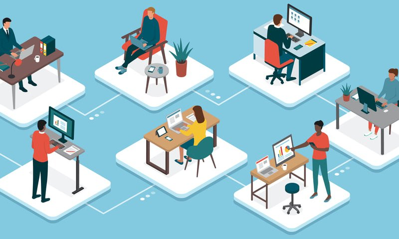 Flexible working: Government proposals for making flexible working the default