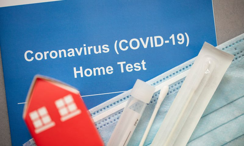 Covid workplace testing programme extended to offer home testing