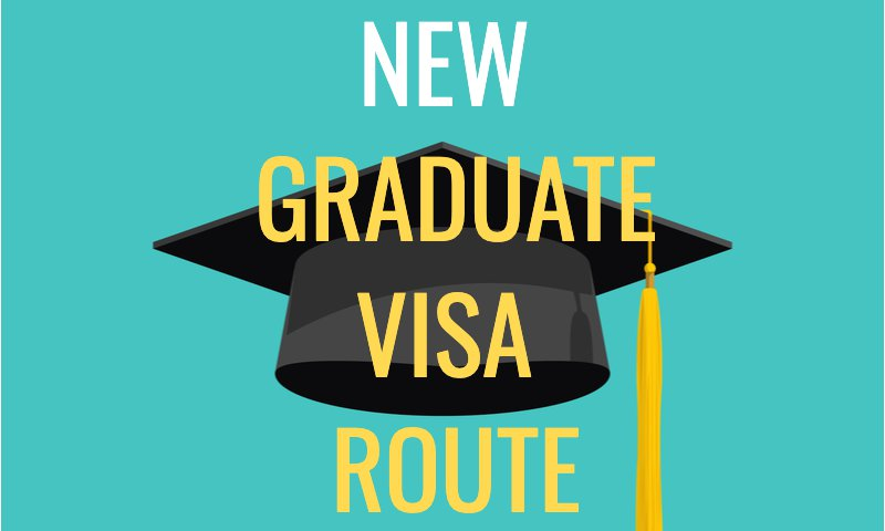 New Graduate Visa Route Launched on 1 July 2021